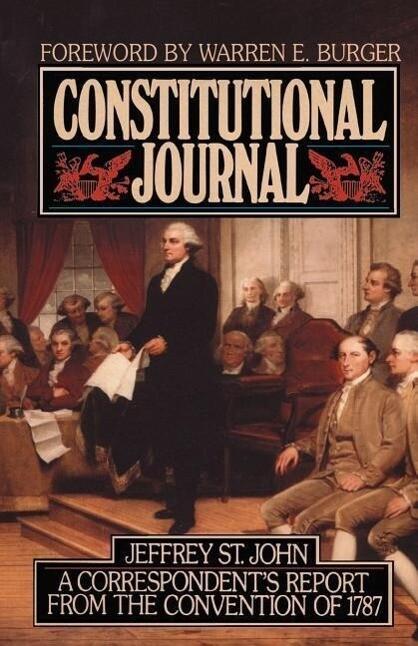 Constitutional Journal als Taschenbuch