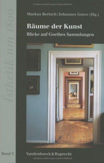 Räume der Kunst als Buch von