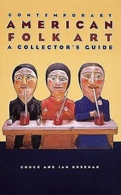 Contemporary American Folk Art als Taschenbuch
