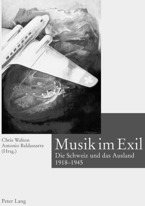 Musik im Exil als Buch von