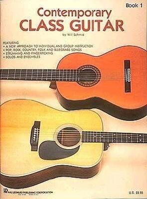Contemporary Class Guitar als Taschenbuch