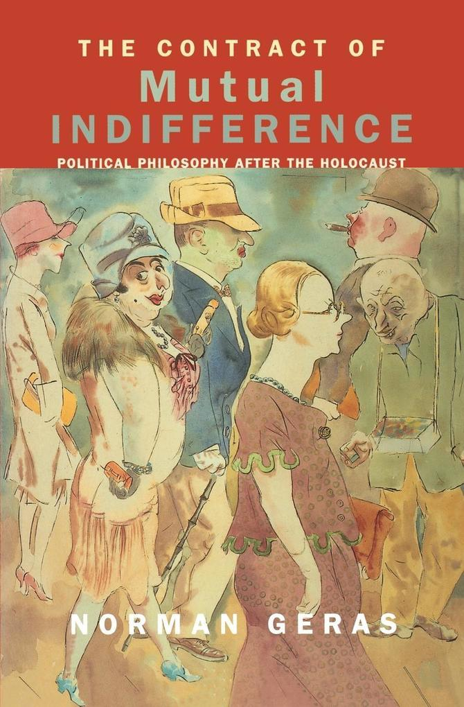The Contract of Mutual Indifference als Taschenbuch