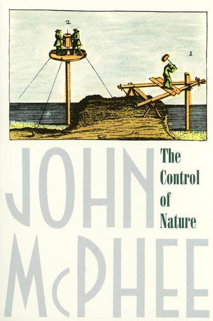 The Control of Nature als Taschenbuch