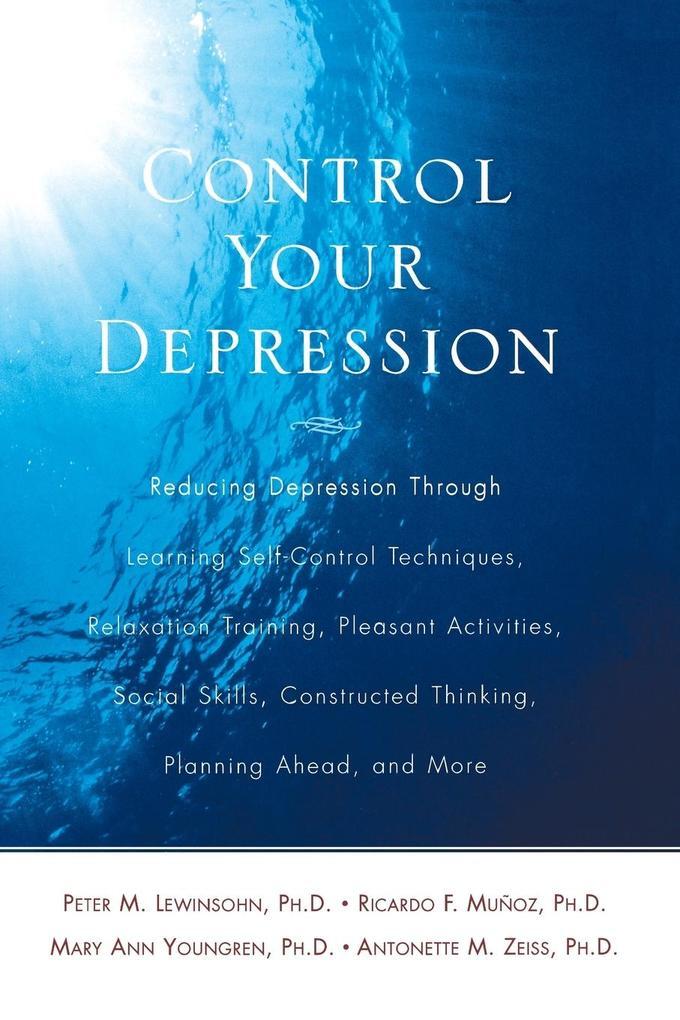 Control Your Depression, REV'd Ed als Taschenbuch