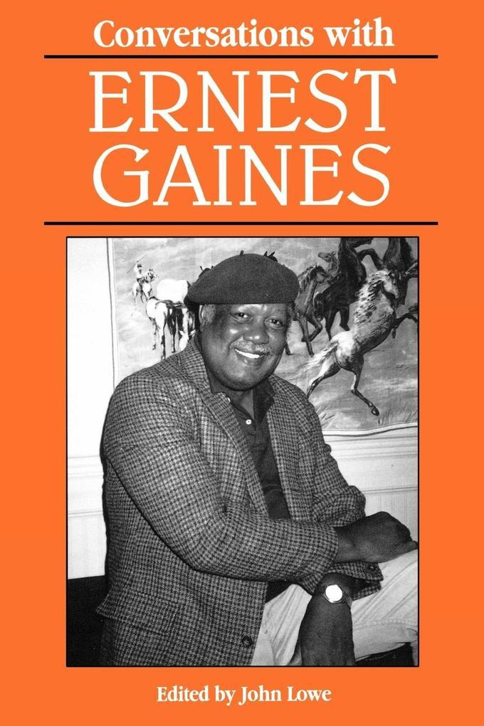 Conversations with Ernest Gaines als Taschenbuch