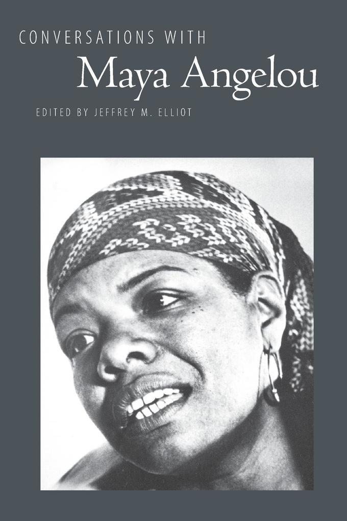 Conversations with Maya Angelou als Taschenbuch