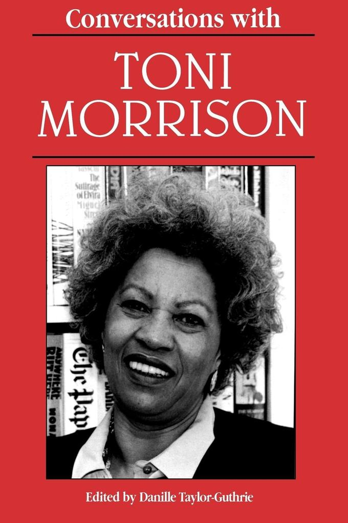 Conversations with Toni Morrison als Taschenbuch