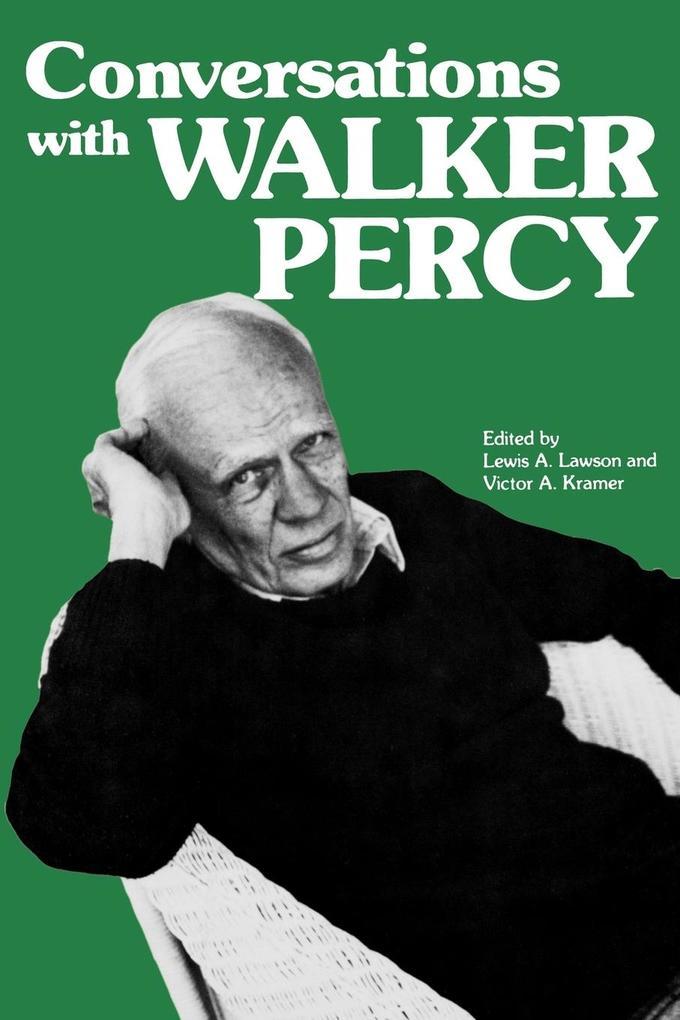 Conversations with Walker Percy als Taschenbuch
