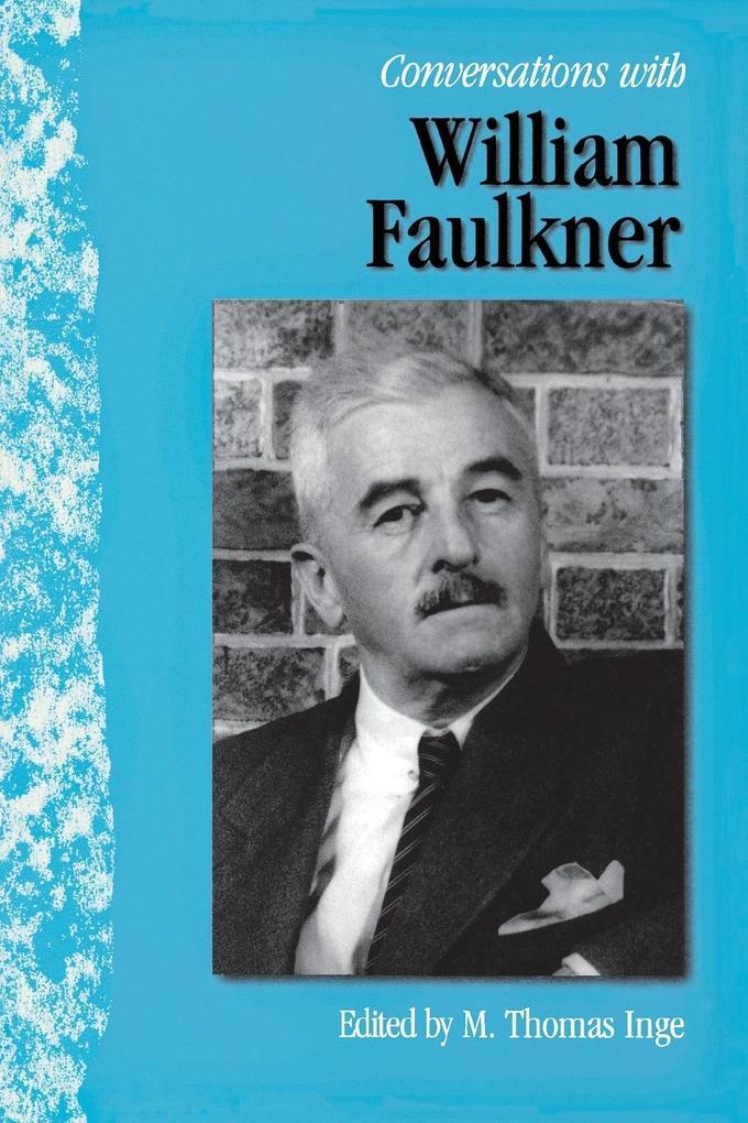 Conversations with William Faulkner als Taschenbuch