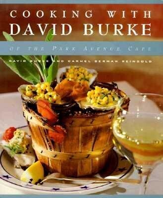 Cooking with David Burke als Buch