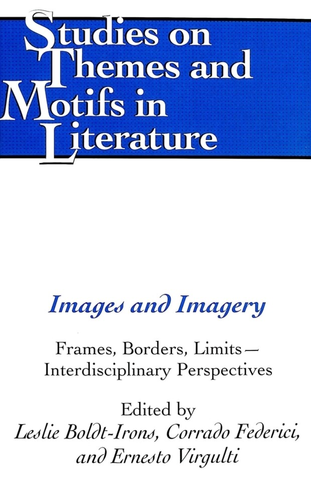 Images and Imagery als Buch von