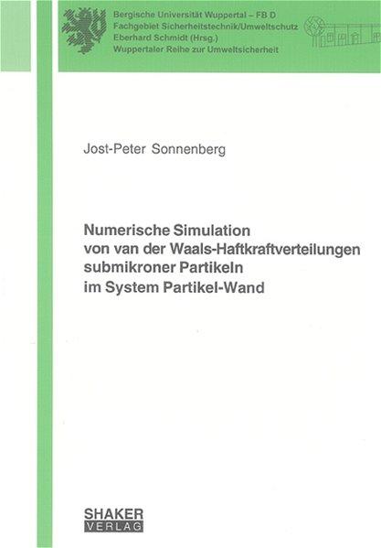 Numerische Simulation von van der Waals-Haftkra...