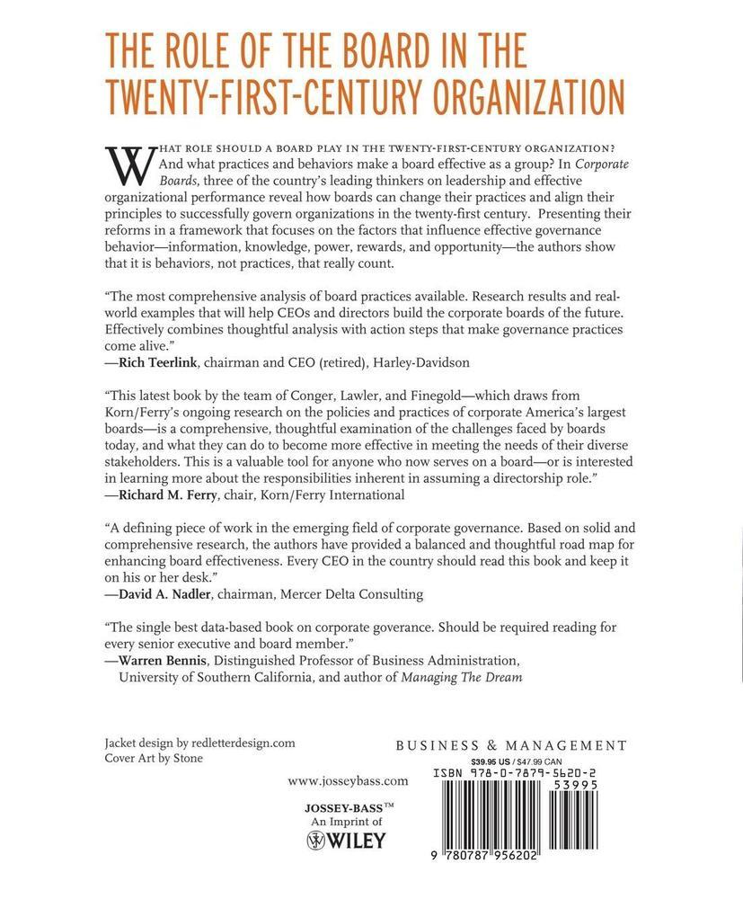 Corporate Boards als Taschenbuch
