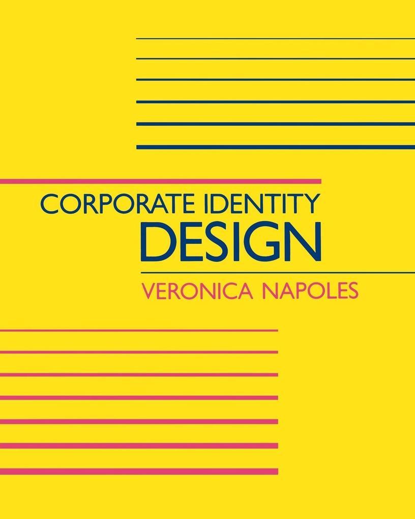 Corporate Identity Design als Taschenbuch
