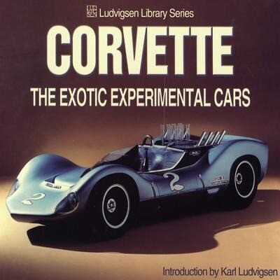 Corvette: The Exotic Experimental Cars als Taschenbuch