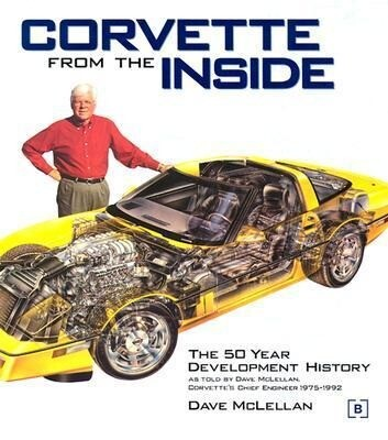 Corvette from the Inside als Buch
