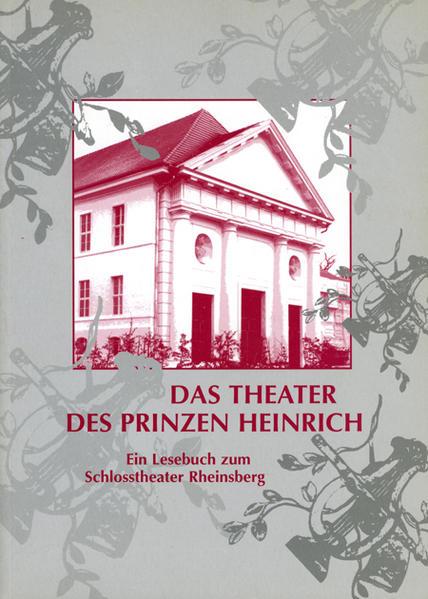 Das Theater des Prinzen Heinrich als Buch von