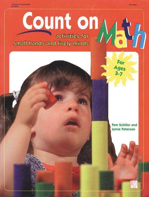 Count on Math: Activities for Small Hands and Lively Minds als Taschenbuch