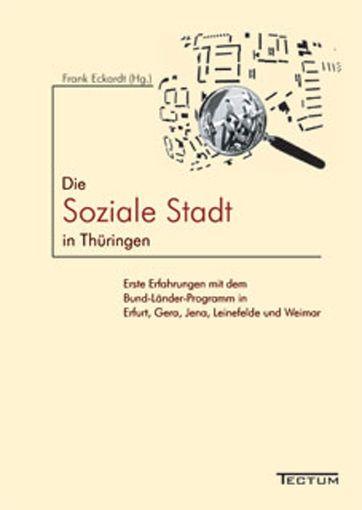 Soziale Stadt in Thüringen als Buch von