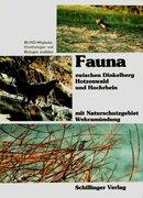 Fauna zwischen Dinkelberg, Hotzenwald und Hochrhein mit Naturschutzgebiet Wehramündung