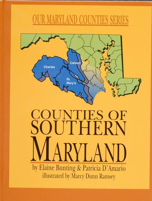 Counties of Southern Maryland als Buch