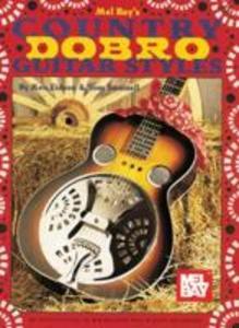 Country Dobro Guitar Styles als Taschenbuch