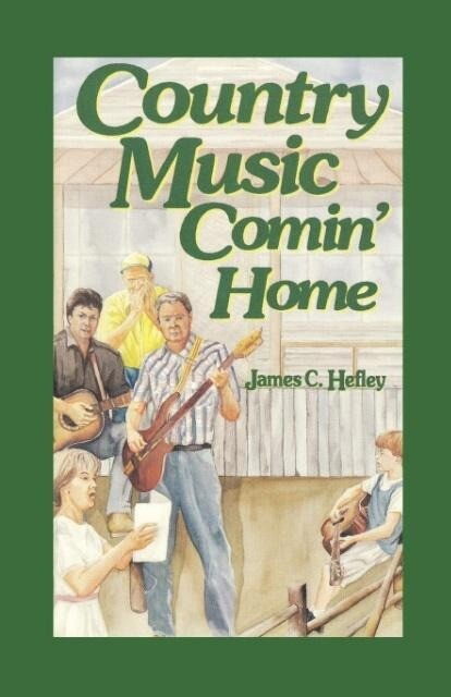 Country Music Comin' Home als Taschenbuch