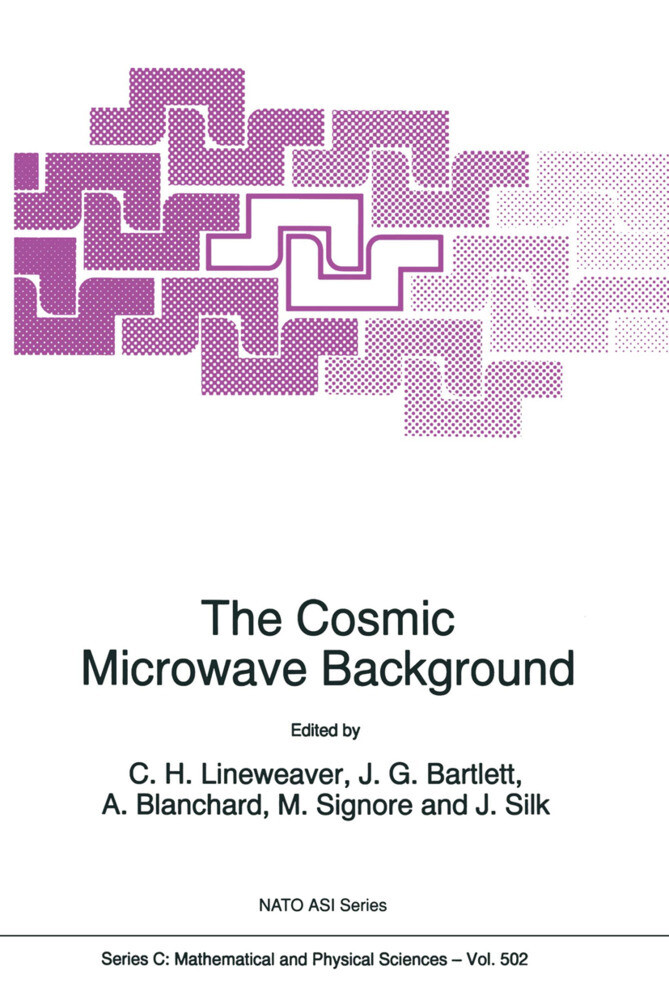 The Cosmic Microwave Background als Buch (gebunden)
