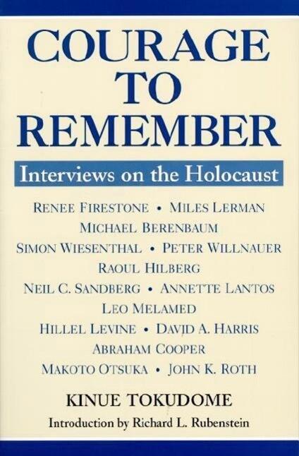 Courage to Remember als Taschenbuch