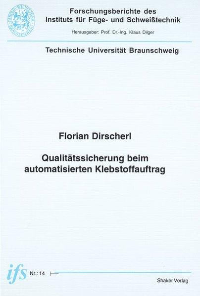Qualitätssicherung beim automatisierten Klebsto...