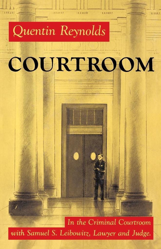 Courtroom als Taschenbuch