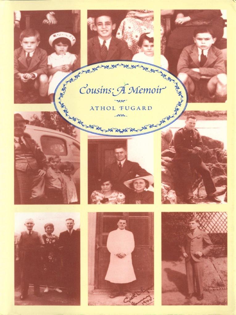Cousins: A Memoir als Buch
