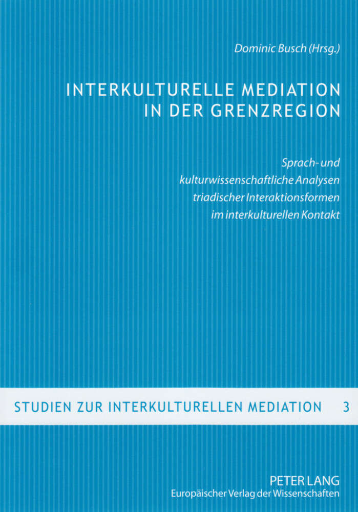Interkulturelle Mediation in der Grenzregion al...