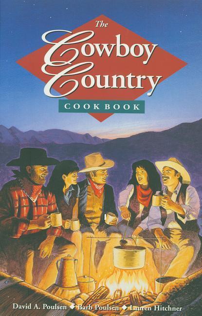 Cowboy Country Cookbook als Taschenbuch