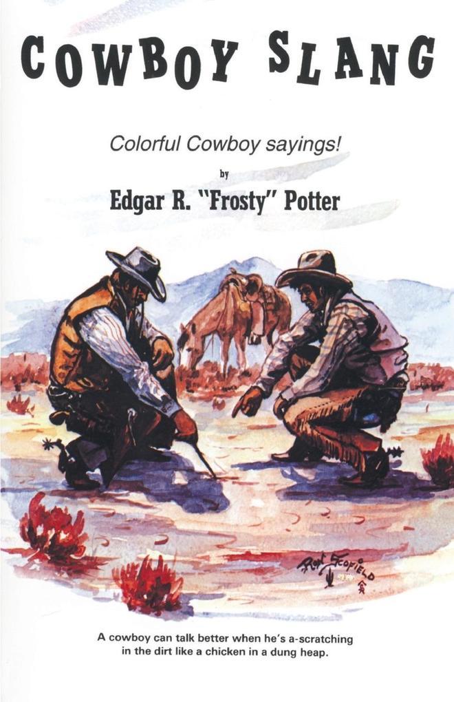 Cowboy Slang als Taschenbuch