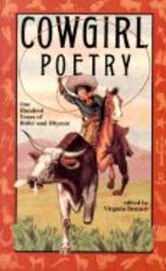 Cowgirl Poetry: One Hundred Years of Ridin' & Rhymin' als Taschenbuch
