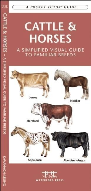 Cattle and Horses: A Field Guide to Familiar Breeds als Taschenbuch