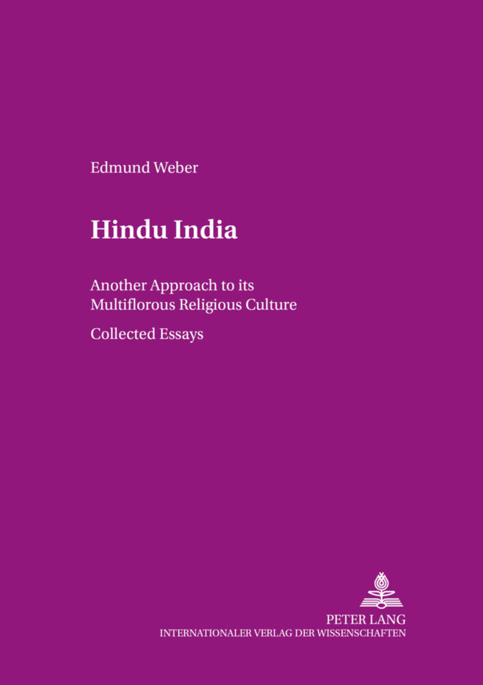 Hindu India als Buch von Edmund Weber