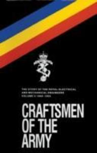 Craftsmen of the Army : Story of the Royal Electrical and Mechanical Engineers 1967-1992 als Buch