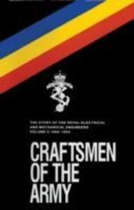 Craftsmen of the Army als Buch