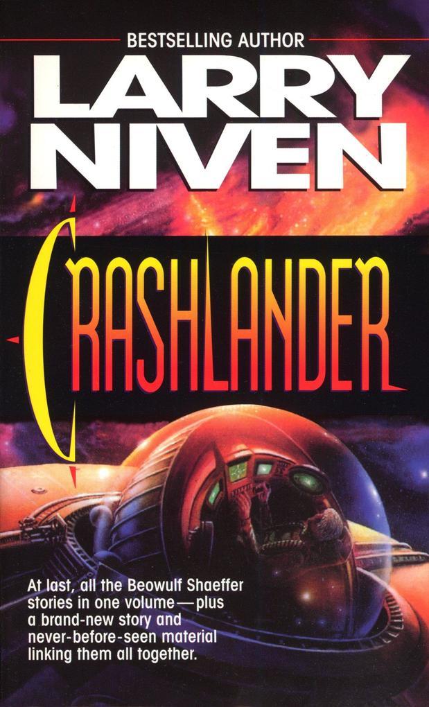 Crashlander als Taschenbuch