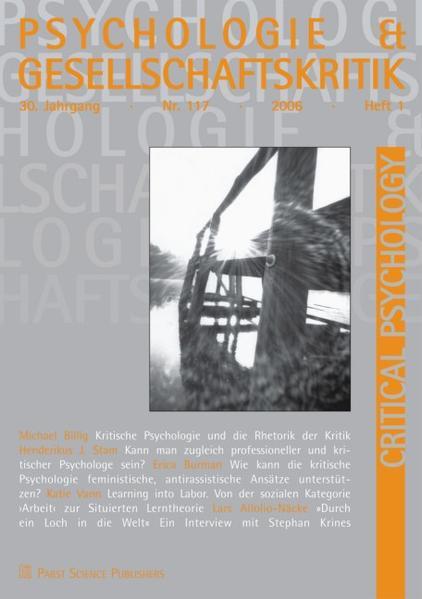 Kritische Psychologie als Buch von