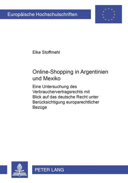Online-Shopping in Argentinien und Mexiko als B...