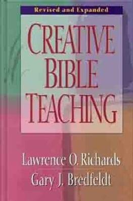 Creative Bible Teaching als Buch