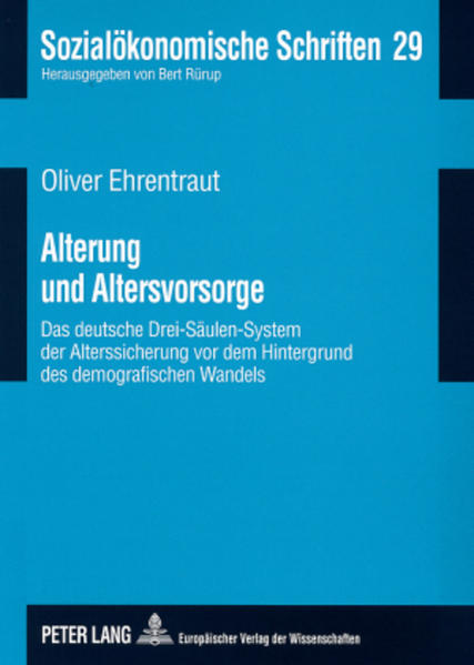 Alterung und Altersvorsorge als Buch von Oliver...