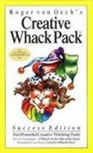 Creative Whack Pack Deck & Book Set als Taschenbuch