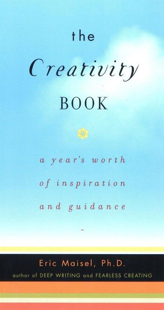 The Creativity Book: A Year's Worth of Inspiration and Guidance als Taschenbuch