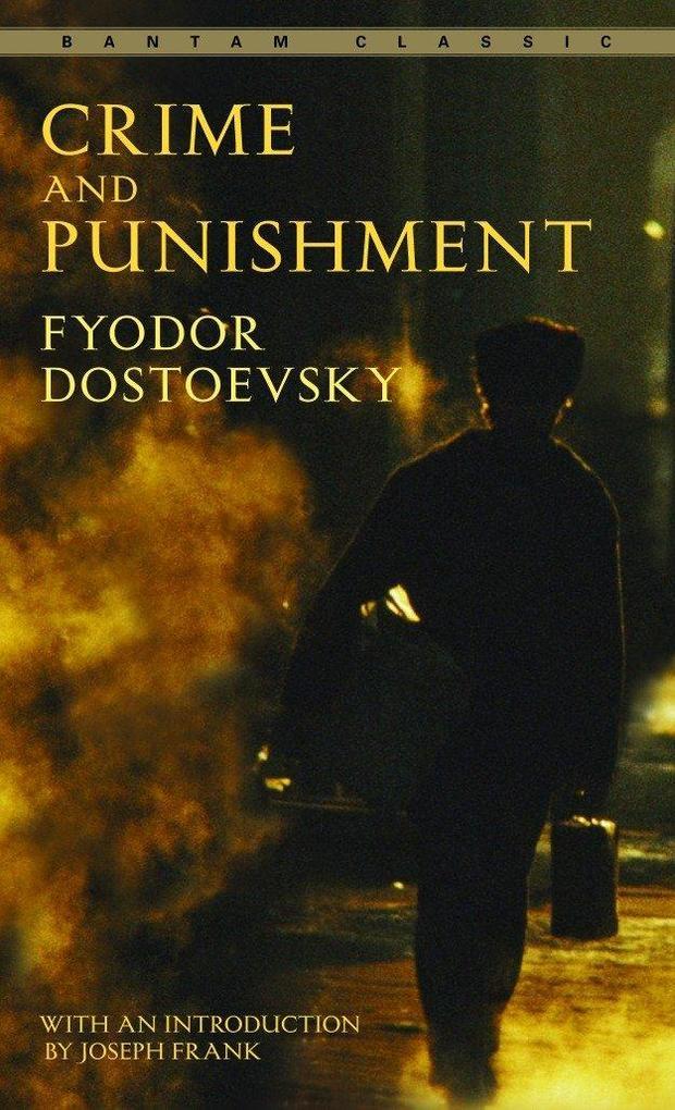 Crime and Punishment als Taschenbuch