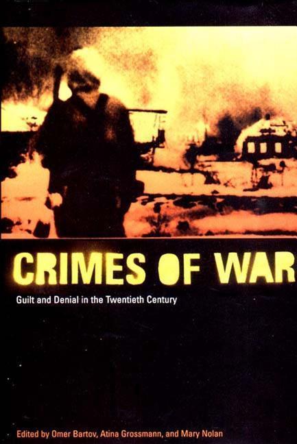 Crimes of War als Buch