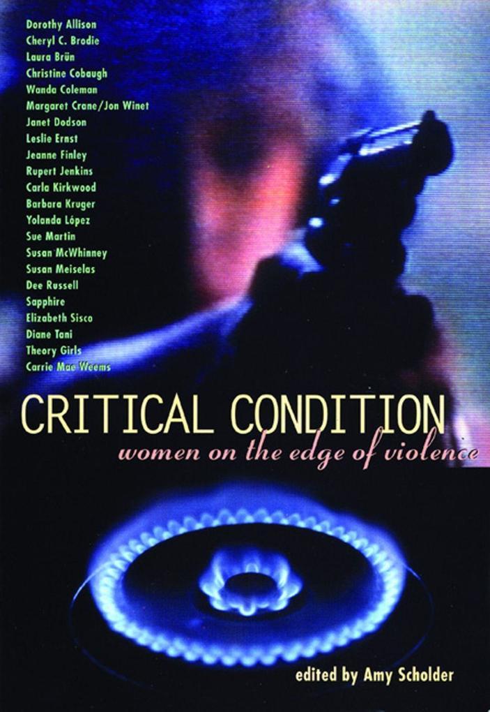 Critical Condition: Women on the Edge of Violence als Taschenbuch